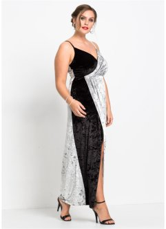 Robe en velours, BODYFLIRT boutique