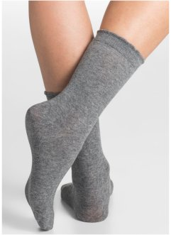 Lot de 5 paires de chaussettes femme, bpc bonprix collection