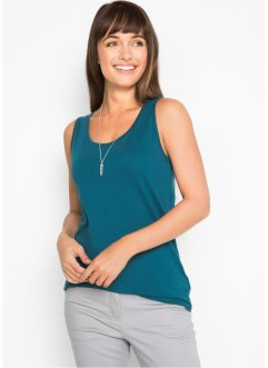 Basic Baumwollshirt Single-Jersey, bpc bonprix collection