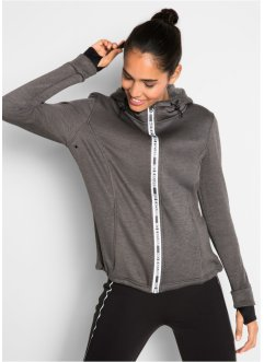 Thermo-Sweatjacke, langarm, bpc bonprix collection