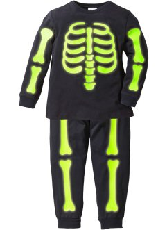 "Pyjama ""GLOW IN THE DARK"" (2-tlg. Set), bpc bonprix collection"