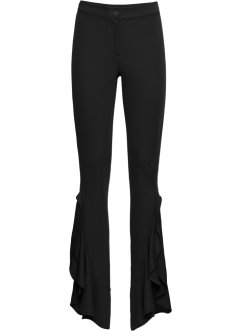 Pantalon à volant, BODYFLIRT boutique