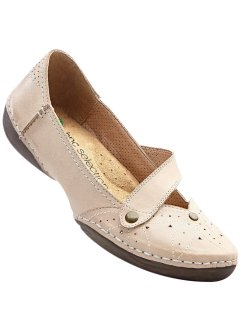 Ballerines en cuir confortables, bpc selection