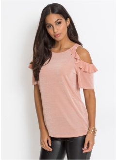 Jerseyshirt mit Cut-Out, BODYFLIRT