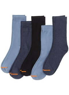 Lot de 5 paires chaussettes, bpc bonprix collection