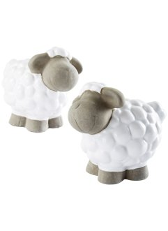 Figurines moutons (Ens. 2 pces.), bpc living