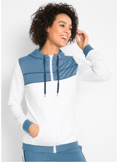 Leichte Kapuzen-Sweatjacke, designt von Maite Kelly, bpc bonprix collection