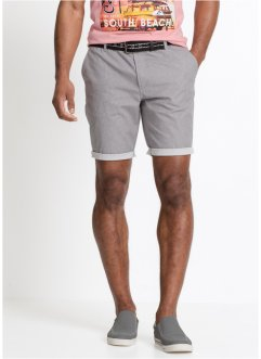 Bermuda avec revers Regular Fit, bpc bonprix collection