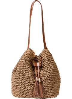 Sac en raphia, bpc bonprix collection