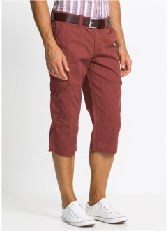 3/4-Cargohose Loose Fit, bpc selection