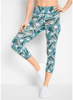 Legging de yoga, longueur mollet, Niveau 1, bpc bonprix collection