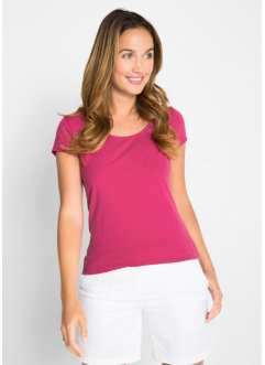 T-shirt extensible, bpc bonprix collection