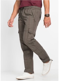 Cargo-Schlupfhose Loose Fit Straight, bpc bonprix collection