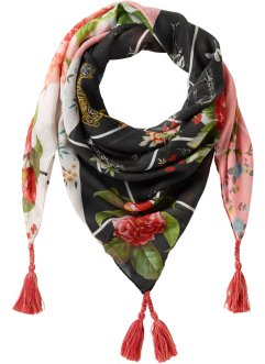 Foulard à motif ornemental, bpc bonprix collection