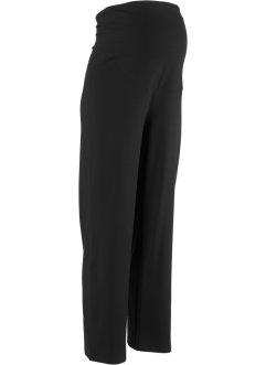 Umstands-Jerseyhose, weites Bein, bpc bonprix collection