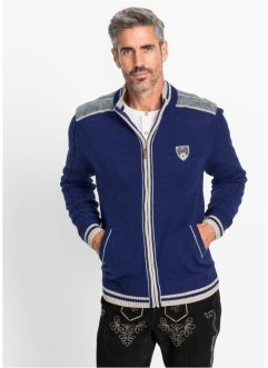 Veste en maille bavaroise Regular Fit, bpc selection
