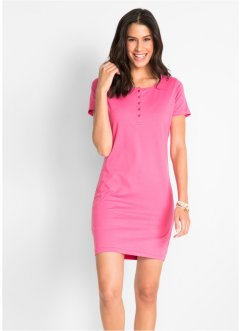 Robe avec patte de boutonnage, bpc bonprix collection