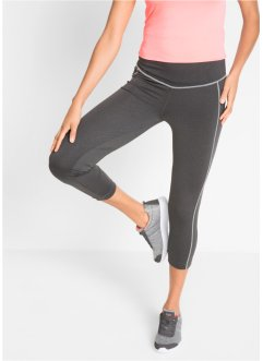 Sport-Leggings, ¾-Länge, Level 2, bpc bonprix collection
