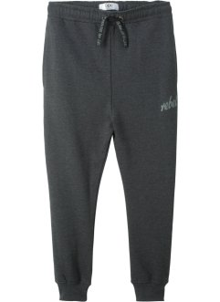 Pantalon sweat coupe étroite, bpc bonprix collection