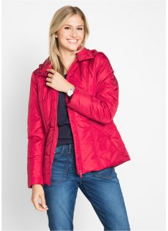 Steppjacke mit kariertem Futter, bpc bonprix collection