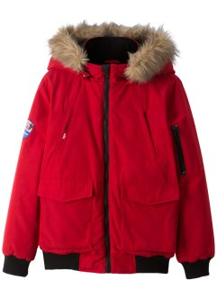 Veste outdoor avec capuche amovible, bpc bonprix collection