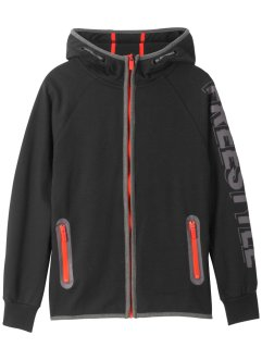 Kapuzensweatjacke, bpc bonprix collection