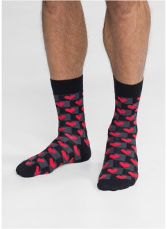 Herren Socken (5er-Pack), bpc bonprix collection
