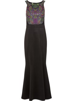 Abendkleid mit Glitzersteinen, BODYFLIRT boutique