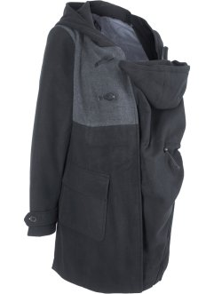 Umstands-Dufflecoat mit Babyeinsatz, bpc bonprix collection
