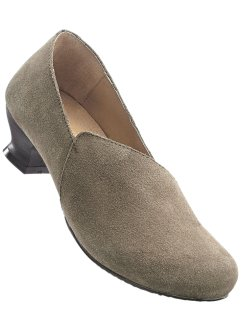 Slippers confortables en cuir, bpc selection