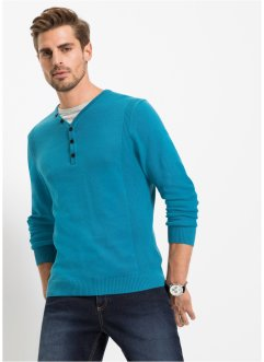 Pullover in 2-in-1-Optik Regular Fit, bpc bonprix collection