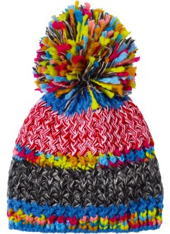 Bonnet à pompon, bpc bonprix collection