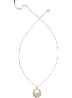 Kette mit Swarovski® Kristallen, bpc bonprix collection