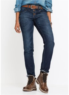 Authentik-Stretch-Jeans, STRAIGHT, John Baner JEANSWEAR