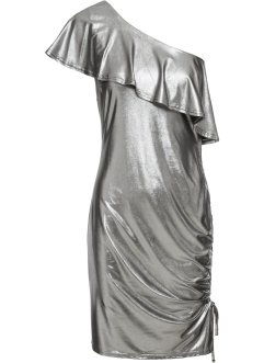 Robe look metallic, BODYFLIRT boutique