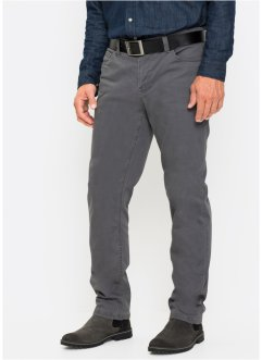 Pantalon en twill extensible thermo Regular Fit, bpc selection