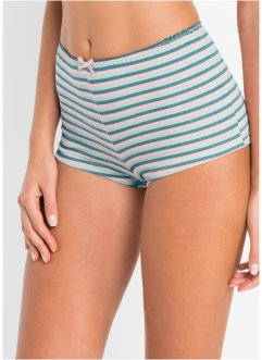 Lot de 4 maxi shorties, bpc bonprix collection