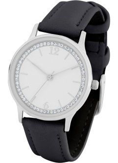 Uhr mit Strass, bpc bonprix collection