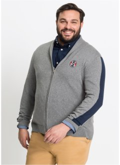 Strickjacke Slim Fit, bpc selection