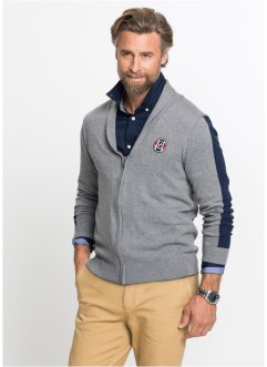 Gilet en maille Slim Fit, bpc selection