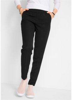 Pantalon en viscose coupe décontractée, bpc bonprix collection
