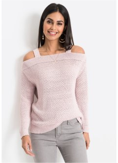 Pullover mit Cut Outs, BODYFLIRT