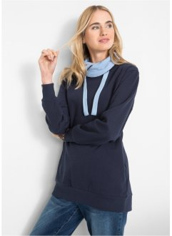 Sweatshirt mit Rollkragen, bpc bonprix collection