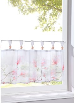 Brise-bise imprimé bourgeons, bpc living bonprix collection