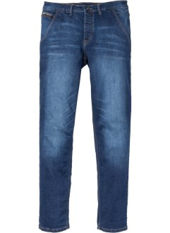 Jean Chino extensible Slim Fit Straight, RAINBOW