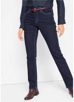cd98b5f33a60 Multi-Stretch-Jeans mit Kontrastn auml hten, STRAIGHT, John Baner JEANSWEAR