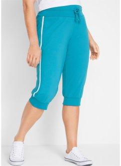 Lot de 2 pantalons de sport extensibles 3/4, niveau 1, bpc bonprix collection