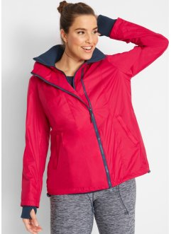 Funktions-Outdoorjacke, 2in1-Optik, bpc bonprix collection