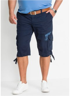 Cargo-Longbermudas im Loose Fit, bpc selection