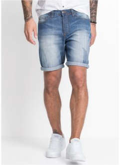 Bermuda en jean Loose Fit, RAINBOW